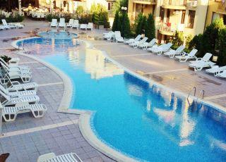 Хотелски комплекс Сиана 1
