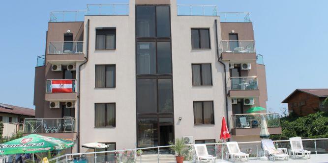 Апартамент в Апартхотел Афродита-2
