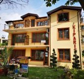 Family hotel Kiparis