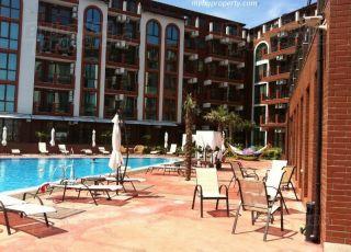 Апартамент Студия в к-с Шато дел Марина