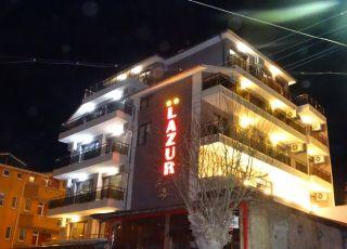 Семеен хотел Лазур