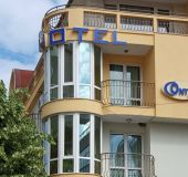 Family hotel Onyx