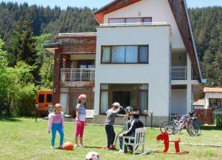 Къща за гости Планински изглед