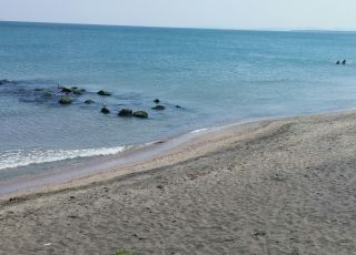 Бунгало на брега на морето