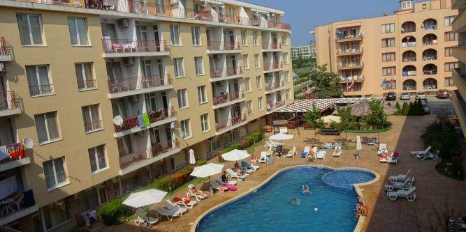 Апартамент Марина Съни Дей 2