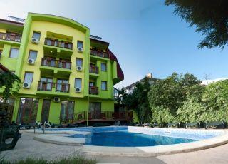 Хотел Грийн Хисаря