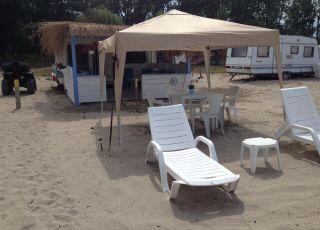 Каравана на Голям плаж Арапя