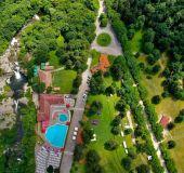 Bungalow Campsite Kapinovski Monastery