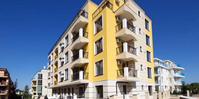 Апартамент Комплекс Мистрал Южна Звезда