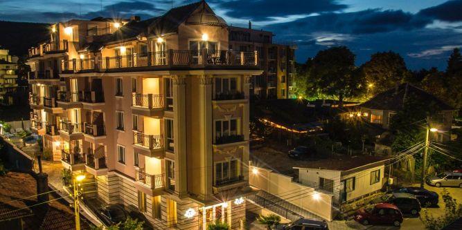 Хотел Сирена Палас
