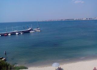 Апартамент Студио в к-с Акротирия, море
