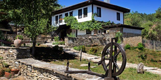 Къща за гости Каменни пътеки