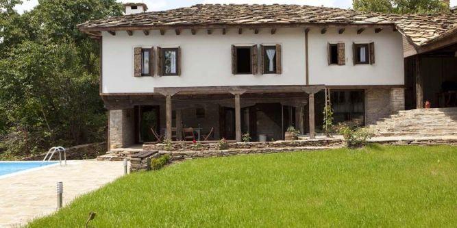 Четирите къщи