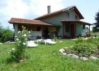 Къща Зеленият кълвач