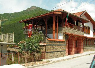 Къща Света Мария - Магдалена