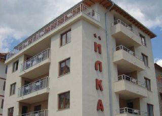 Семеен хотел Илка