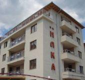 Family hotel Ilka