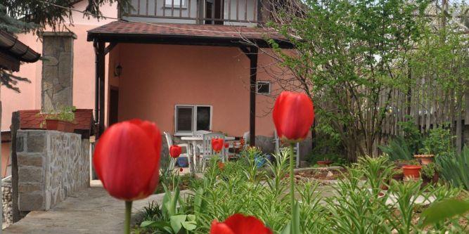 Къща за гости Вилата