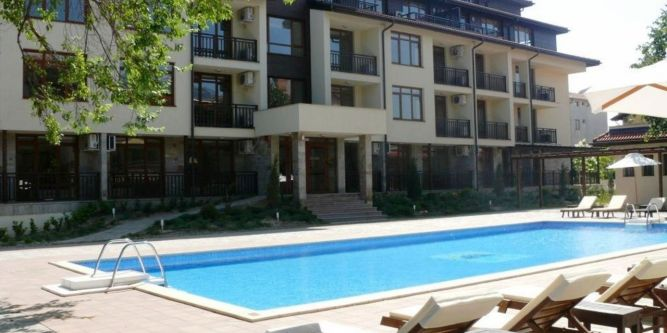 Апартамент в комплекс Марина Хил