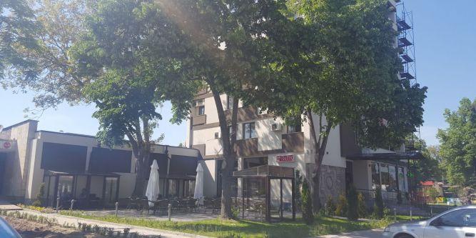 Хотел и Бизнес Център Тракия
