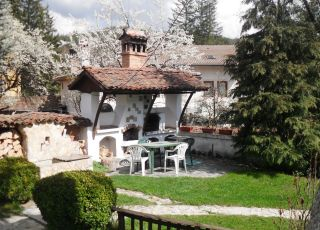 Хотел Боримечковата къща