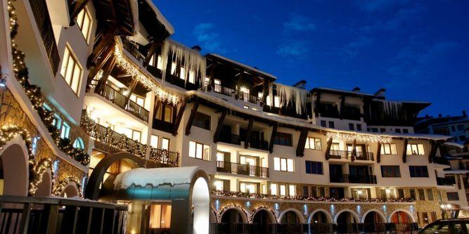 Хотел Гранд Манастира Апартаменти