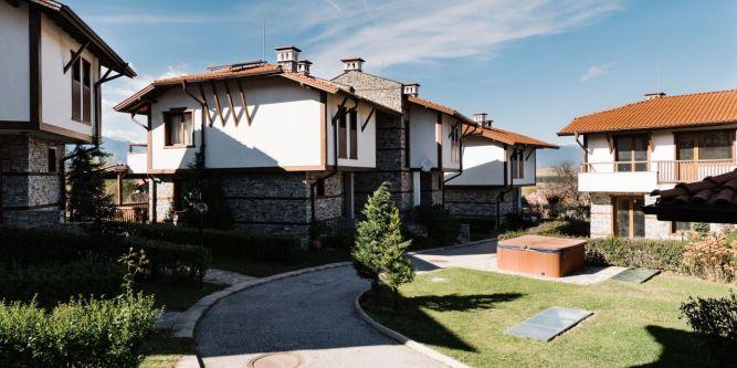 Къща Александрия Спа & Ски