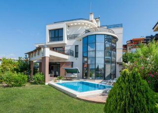 Лукс къща в Буджака
