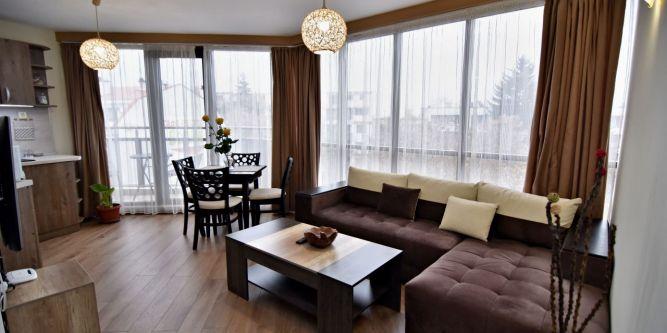 Апартамент Ахинора