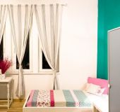 Separate room Sofia Smart Hostel