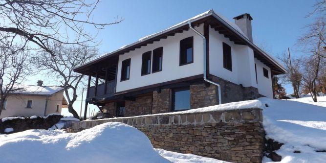 Парашкевова къща