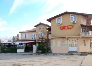 Семеен хотел Кибор