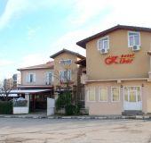 Family hotel Kibor