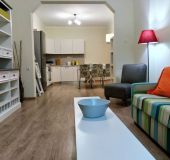 Apartment Baratero Red House