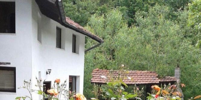 Къща Планинска среща