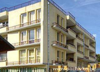 Семеен хотел Маврови
