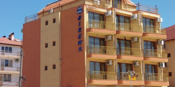 Семеен хотел Сирена