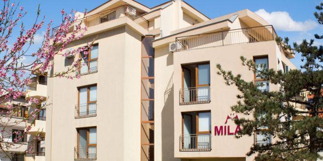 Семеен хотел Милан