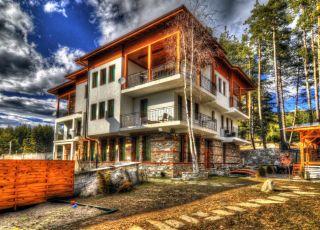 Къща за гости Синанови
