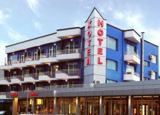 Семеен хотел Сити Рай