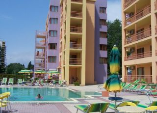Апартамент Златна Дюна
