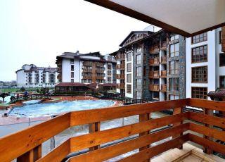 Апартамент с планинска гледка