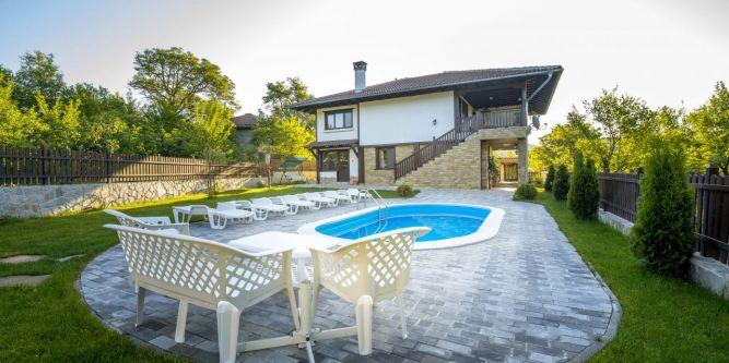 Къща Български рай
