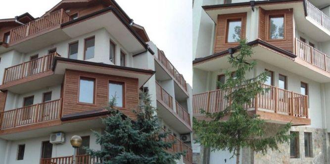 Апартаменти в К-с Морски Клиф