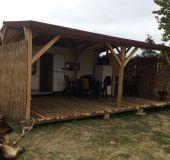 Bungalow Caravans camping Oasis