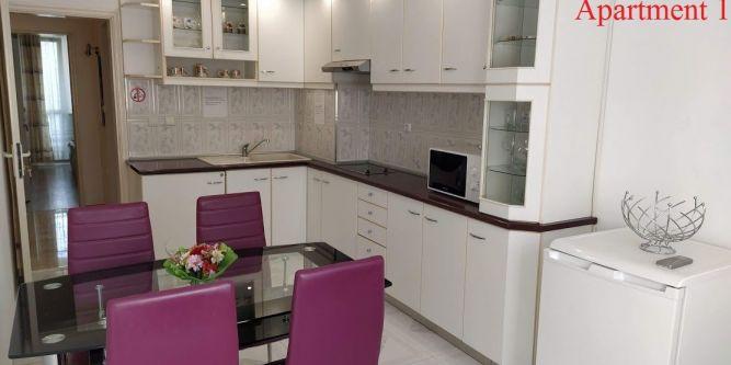 Апартаменти супер център Варна