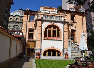 Къща за гости Сецесион стил