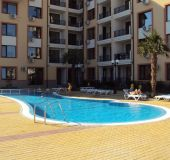 Apartment Dom-El Real in Raduga complex