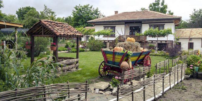 Бабината къща - Сребърна