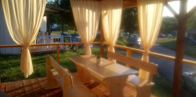 Бунгала Оазис - Райски кът